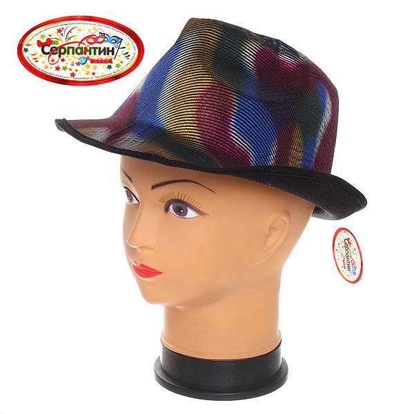 Шляпа карнавальная ″Северное сияние″ купить оптом и в розницу