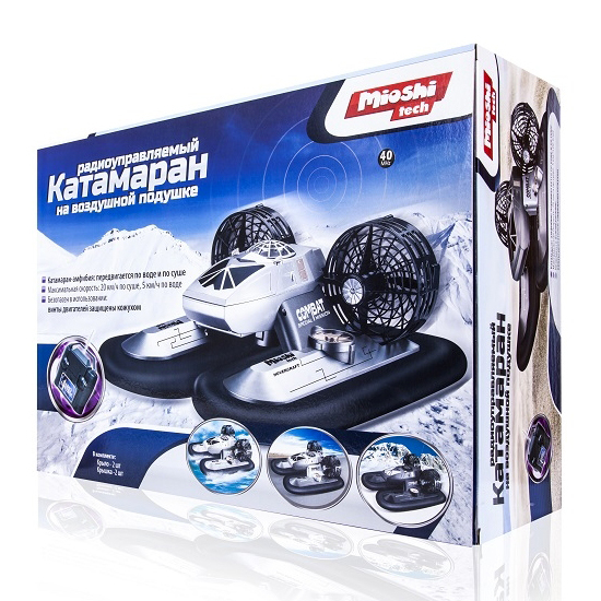 Катамаран р/у 1205-001МТЕ Mioshi Tech в кор. купить оптом и в розницу
