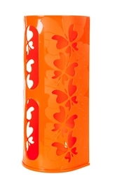 Корзина для пакетов Fly (мандарин)  *10 купить оптом и в розницу