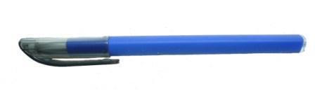 Ручка гел.YIWU Rubber 0,5мм синяя трехгран. корп. купить оптом и в розницу