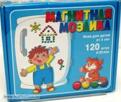 Мозаика магнитная 20/120 943 /14/ купить оптом и в розницу