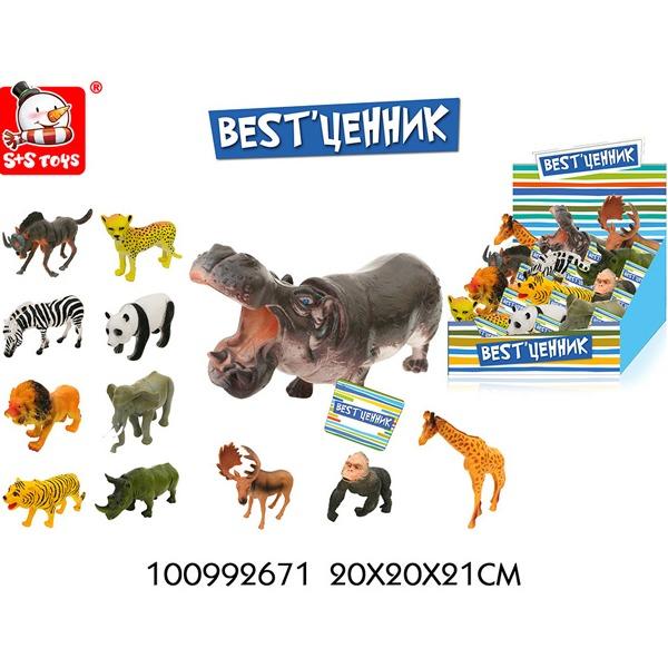 Набор животных 55022 Дикие купить оптом и в розницу
