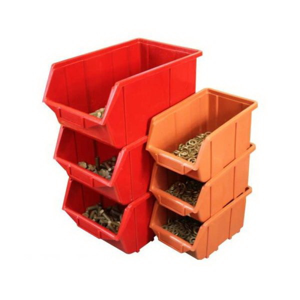 ящик для метизов № 2 225*155*120 1/40 купить оптом и в розницу