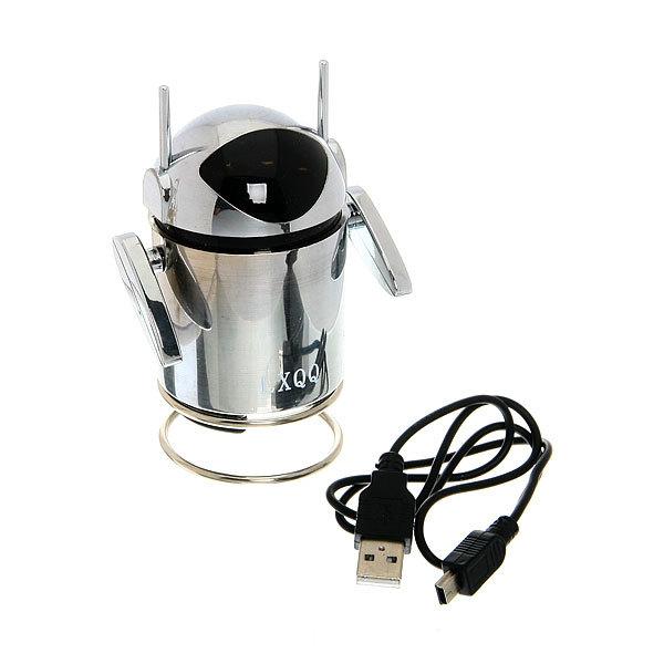 Минисистема акустическая ″Робот″ FM, USB, miniSD, AUX MD-560 купить оптом и в розницу