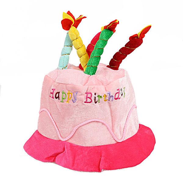 Шляпа карнавальная ″День Рождение″ купить оптом и в розницу