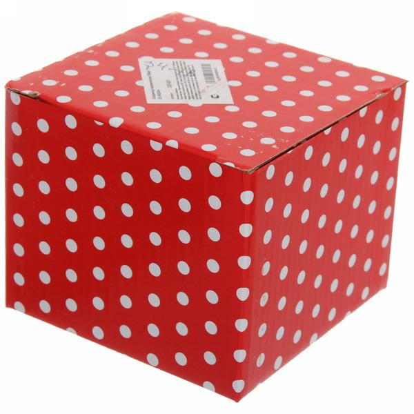 Сахарница керамическая 350мл ″Роза″ купить оптом и в розницу