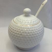 Сахарница керамическая 350мл ″Версаль″ ZQ-377 купить оптом и в розницу