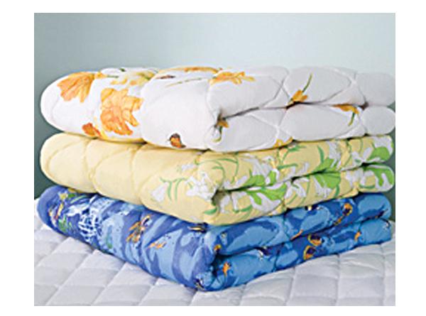 Одеяло 1,5 Экофайбер Зима чемодан МУ купить оптом и в розницу