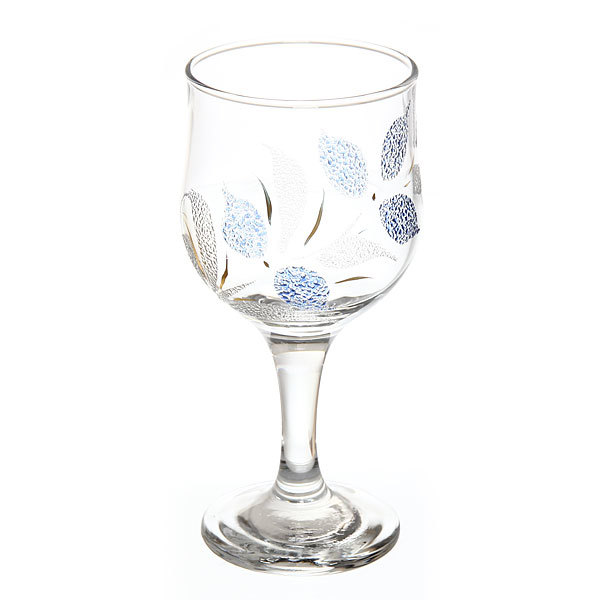 Набор фужеров для воды 6шт 320мл ″Каменный цветок″ купить оптом и в розницу
