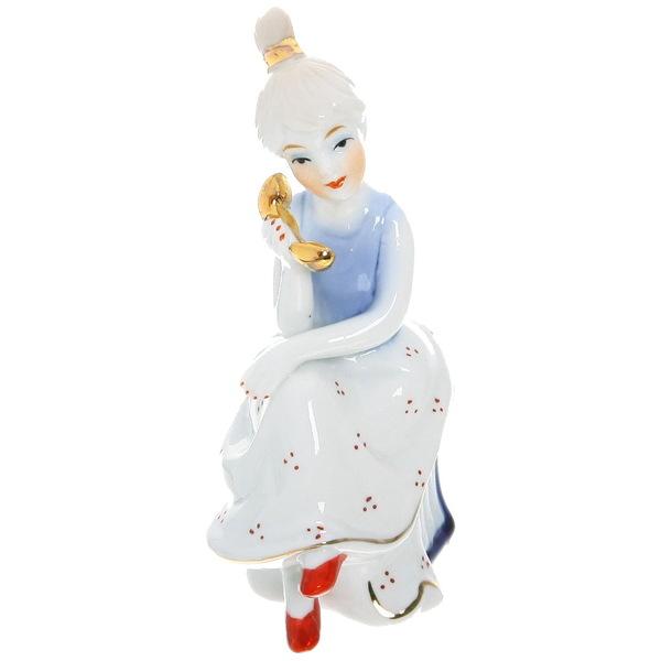 Статуэтка керамическая 12,5см ″Леди Ирен″ купить оптом и в розницу