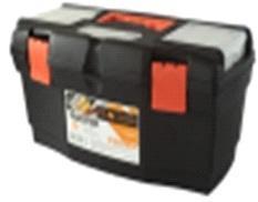"""Ящик для инструментов Master 16"""" черный/оранжевый*8 купить оптом и в розницу"""