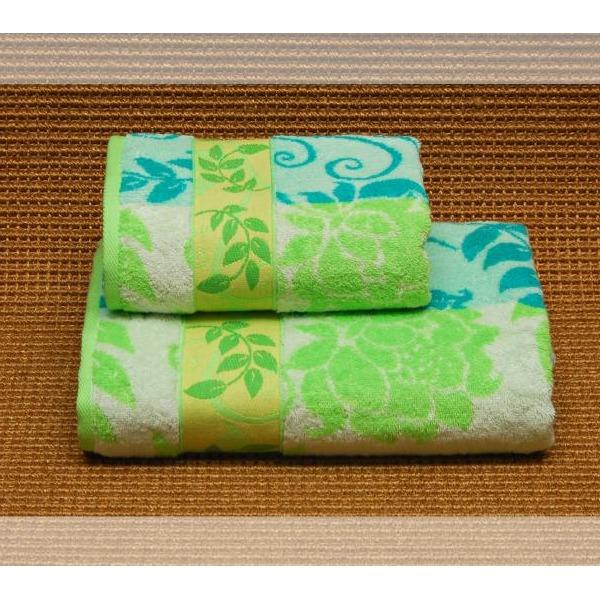 ПЦ-2602-1562 полотенце 50х90 махр п/т BOTANIKA цв.10000 купить оптом и в розницу