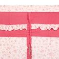 Шторы Прованс 150*150см 2шт розочки розовые купить оптом и в розницу