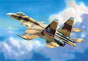 Сб.модель П7241 ПН Самолет Су-37 купить оптом и в розницу