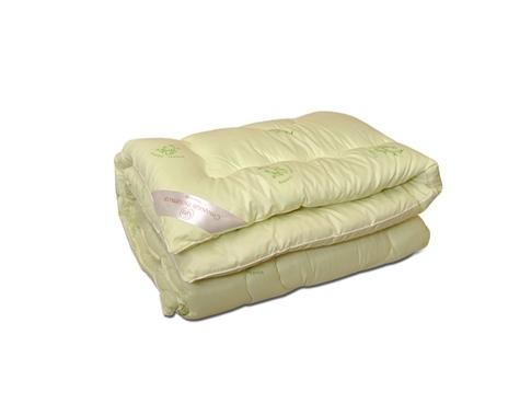"""Одеяло 1,5 """"Бамбук"""" п/э 300 гр Комфорт СТ купить оптом и в розницу"""