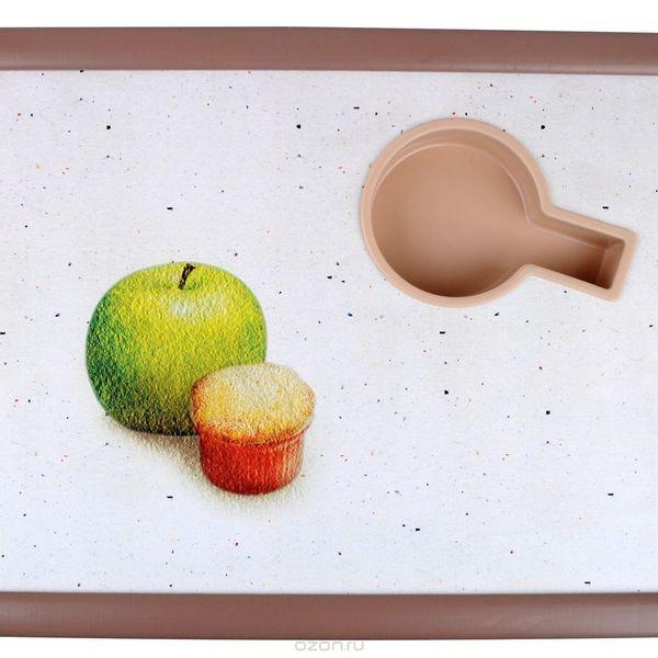 Подставка для ноутбука 44*34 см ″Едим Дома″ купить оптом и в розницу