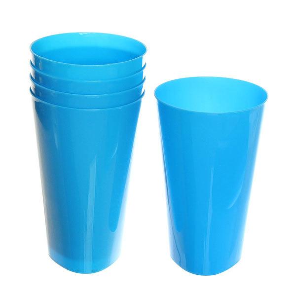 Набор стаканов пластиковых 6шт 200мл ″Лето″ Селфи купить оптом и в розницу