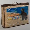 Одеяло 1.5 шерсть вербл.тик в чемодане арт.146 Миромакс  купить оптом и в розницу