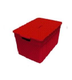 Контейнер Pixxel 12л крас./*5 шт  (34х23х21)см Curver купить оптом и в розницу