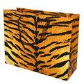 Пакет подарочный ″Богатства Меха″ Тигр 32*26*12см 10745-16 купить оптом и в розницу