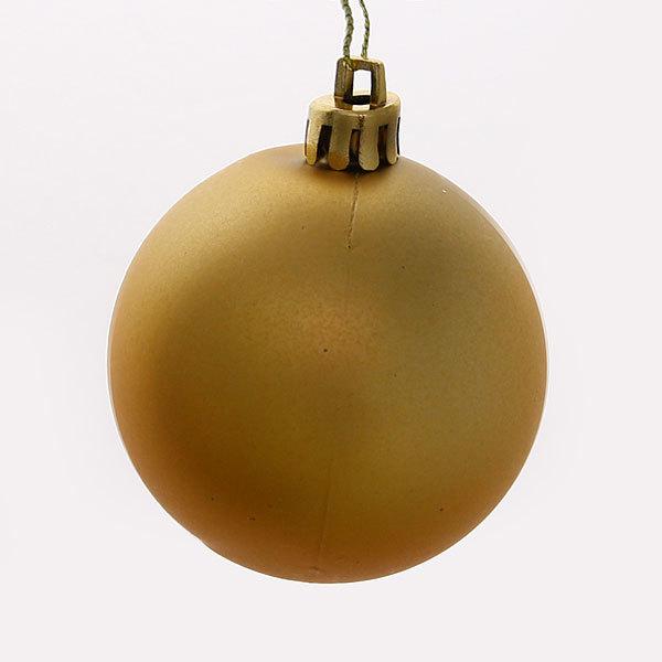 Новогодние шары ″Ассорти″ 6см (набор 24шт.) купить оптом и в розницу