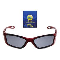 Очки солнцезащитные детские, форма прямоугольная ″Солнышко″, однотонные, микс 6 цветов купить оптом и в розницу