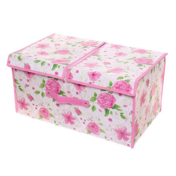 Коробка для хранения вещей 50*30*25 6846 купить оптом и в розницу