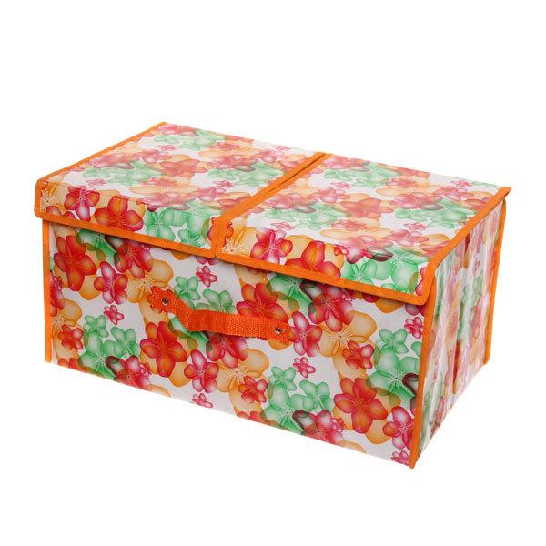 Коробка д/хранения вещей 50*30*25 AB17 купить оптом и в розницу