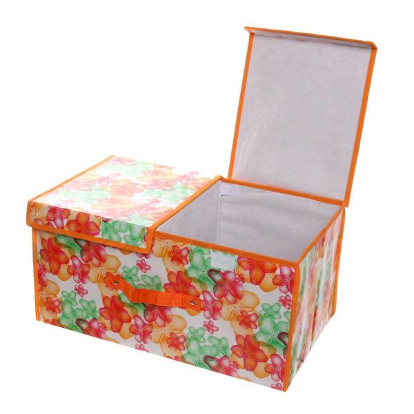 Коробка для хранения вещей 50*30*25 AB17 купить оптом и в розницу