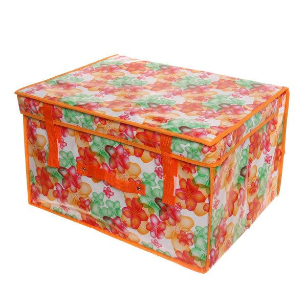 Коробка д/хранения вещей 50*40*30 AB17 купить оптом и в розницу