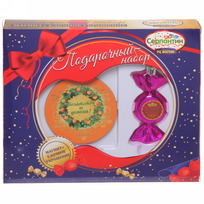 Набор магнит и елочная игрушка-конфетка ″Большой прибыли!″ купить оптом и в розницу