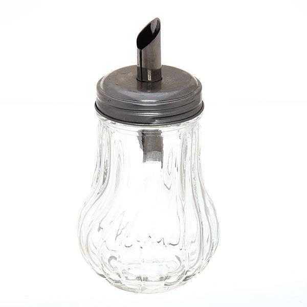 Сахарница стеклянная с дозатором ″Волна″ Y2-XW купить оптом и в розницу