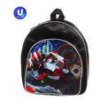 Рюкзак детский ″Ультрамарин - Мотоциклист″, цвет черный 27*24*9 купить оптом и в розницу