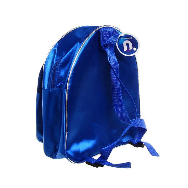 Рюкзак детский ″Ультрамарин - Мотоциклист″, цвет синий 27*24*9 купить оптом и в розницу