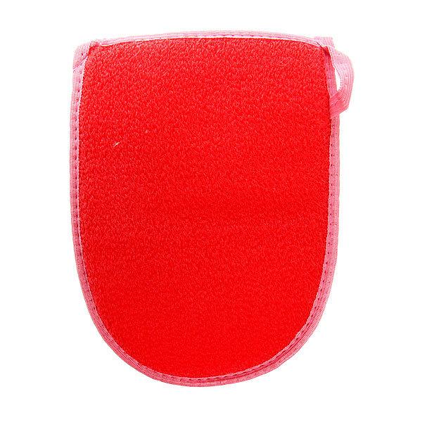 Мочалка-варежка для тела мягкая ″Vival″ двухсторонняя 20*15см купить оптом и в розницу