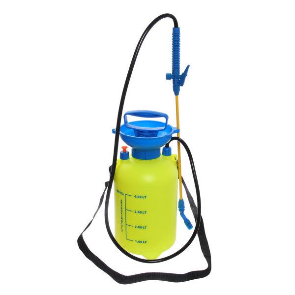 Опрыскиватель помповый 4л ″NINA″ NA-060 пластик купить оптом и в розницу