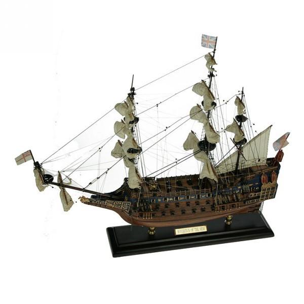 Модель корабля ″Sovereign Of The Seas″ 13*45*40 см купить оптом и в розницу