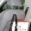Крючок для сумок автомобильный, крепление на сидение, металл купить оптом и в розницу