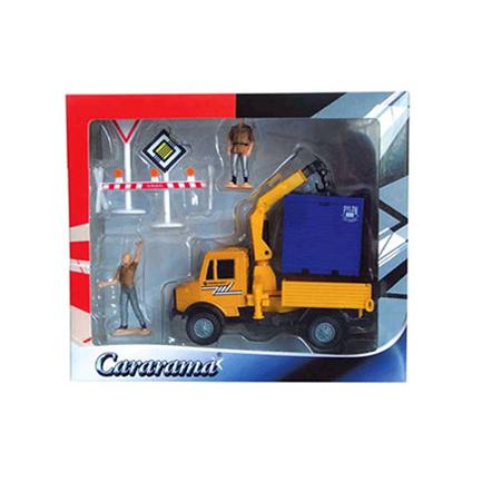 Модель 130ND-049 Набор машин с краном купить оптом и в розницу