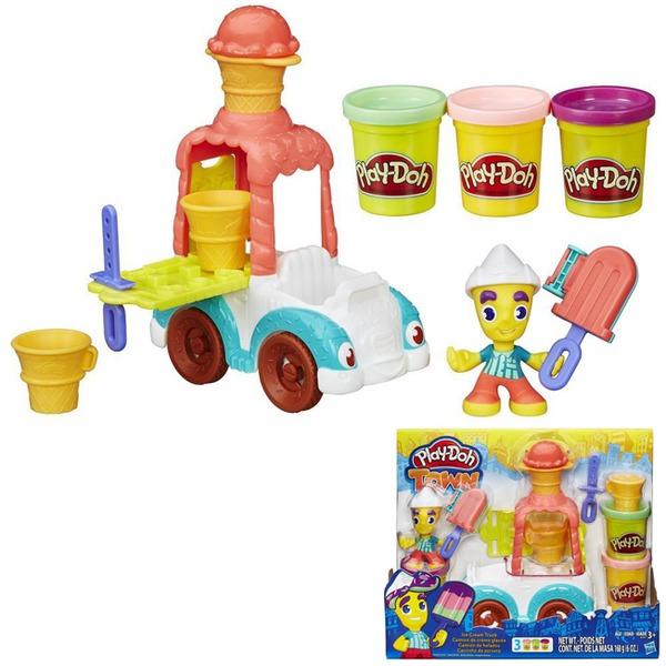 Play-Doh Набор Грузовичок с мороженым В3417 купить оптом и в розницу