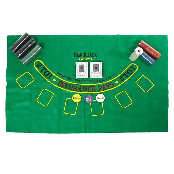 Игра настольная Покер, 300 предметов 300ТХ, 33*20*5,5 купить оптом и в розницу