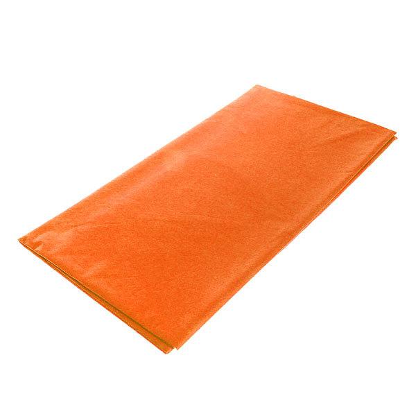 Скатерть ″Радуга″ 137*274см оранжевая, пвх купить оптом и в розницу