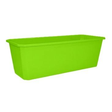 Ящик балконный 40 см салатовый 20 купить оптом и в розницу