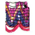 Пряжа для вязания Olimpia Tomiris цв.TM03 карнавал 500г 5шт купить оптом и в розницу