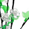 Световое дерево LED 62см, ″Розы в вазе″, RG/RB,RB. (красный, зеленый/ красный,синий купить оптом и в розницу