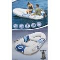 Лодка надувная 3-местная Marine Pro до 270 кг 270*142*46 см Bestway (65044) купить оптом и в розницу