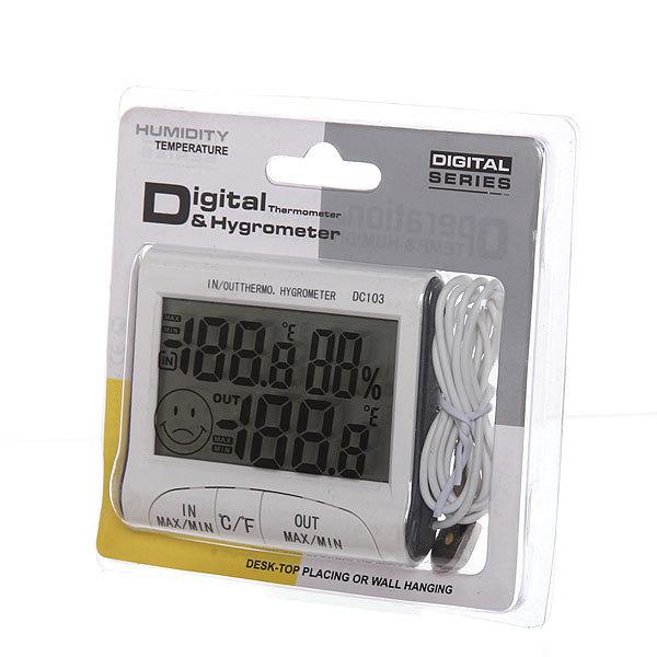 Термометр электронный наружный DC-103 (-40 +50 С) купить оптом и в розницу