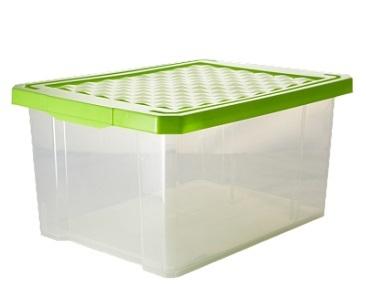 Ящик дляхранения Optima 17л*12 купить оптом и в розницу