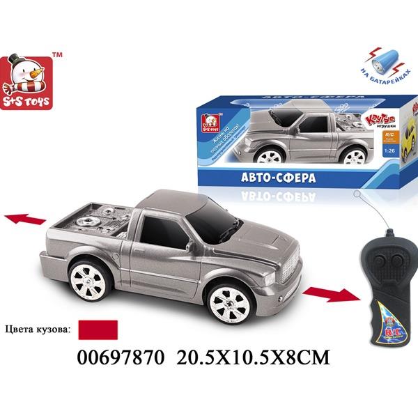 Машина р/у 80565EAR в кор. купить оптом и в розницу