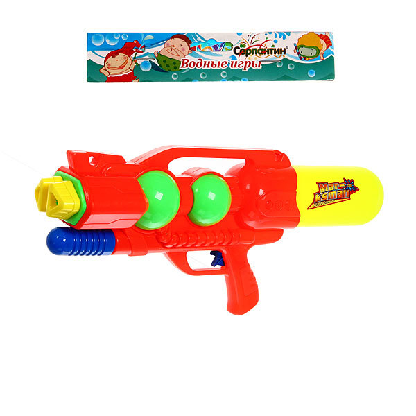 Водный пистолет 52см Серпантин 2823-18 купить оптом и в розницу
